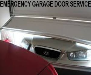 emergency garage door