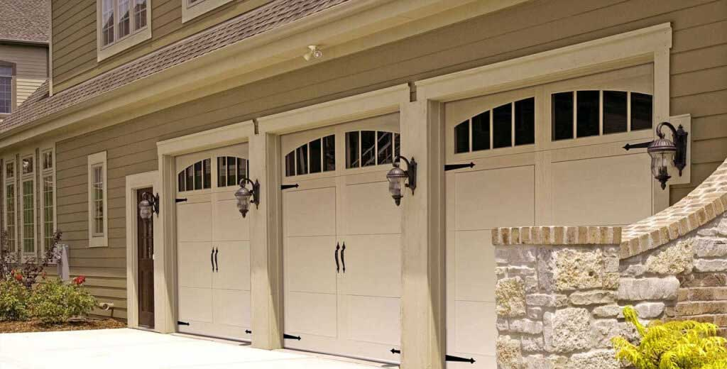 new garage door repair service