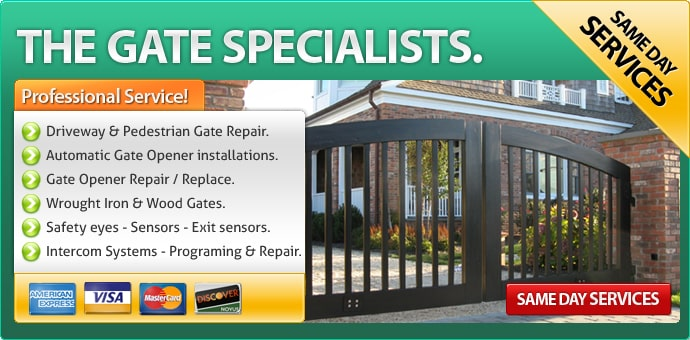 Gate Repair Los Angeles CA